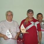 Armando, Afonso e Francisco