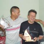 Francisco e Augustinho