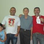 Marcos, Luiz e Alex