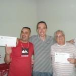 Rodrigo, Rodrigo Roberto e Armando